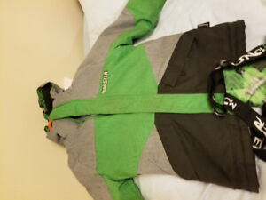 Snow suit ** size 8 and jacket size 10.