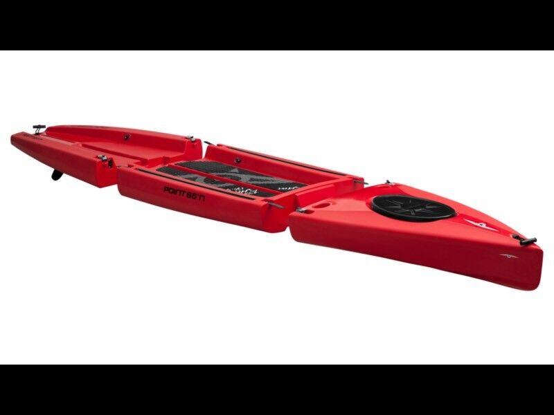 Point 65 modular 3 piece paddleboard 12.5'