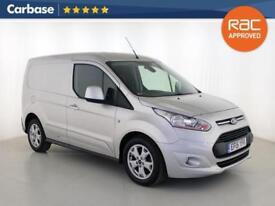 2015 FORD TRANSIT CONNECT 1.6 TDCi 115ps Limited 2000 L1H1 Van