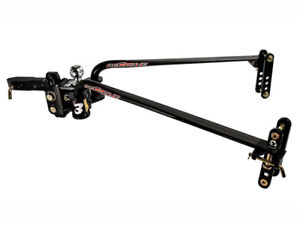 Recurve 3 weight distribution hitch