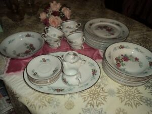 China Set of Dishes New