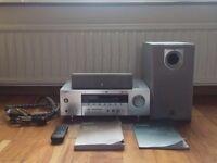 Yahama home cinema speaker package