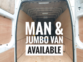 Man & van available