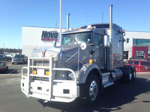 2012 Kenworth T800 Heavy Spec