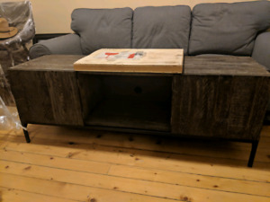 TV Stand - Urban Barn Madera Unit