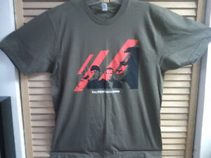 Med T-Shirt U2 2005 Vertigo Tour (North America)