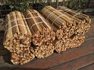 ♦ Beat The Gas Station! - Cedar Kindling Firewood Dry & Ready ♦