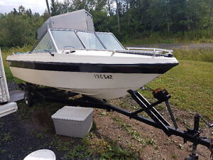 15.5 Foot Sunray Runabout