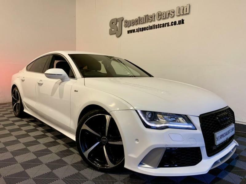 2013 63 Audi 30 Tdi Quattro S Line Rs7 Conversion 78k Full