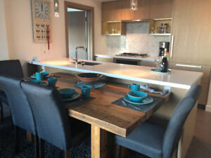 Yaletown Downtown Vancouver Furnished 2+bedroom and den, 2 bath