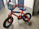 Boys kids bicycle- very good condition