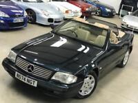 1996 Mercedes-Benz SL Class 3.2 SL320 Convertible 2dr Petrol Automatic (258