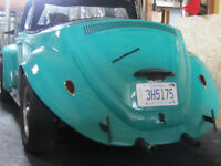 67 BEETLE CUSTOM AWESOME!!