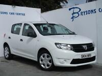 2014 14 Dacia Sandero 1.2 16v ( 75bhp ) Ambiance for sale in AYRSHIRE