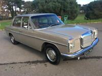Mercedes-Benz 230 w114 RHD AUTOMATIC