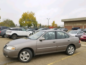 2006 Nissan Sentra  LOW KMS