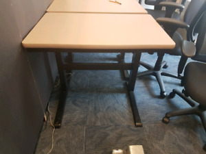 Desks and and boardroom table to go ASAP