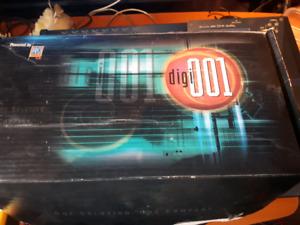 Digidesign digi001