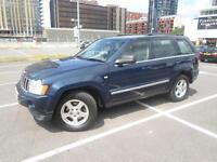 2005 Jeep Grand Cherokee 3.0 CRD V6 Limited Station Wagon 4x4 5dr