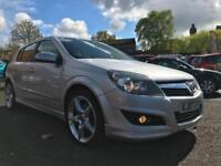 2007 VAUXHALL ASTRA 1.9 SRI CTDI 150 ** 12 MONTHS MOT +NEW CLUTCH AND FLYWHEEL *