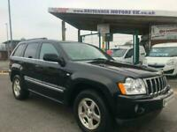2008 Jeep Grand Cherokee 3.0 CRD Limited 5dr Auto ESTATE Diesel Automatic