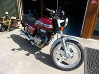 Honda CB 250 SUPER DREAM 1980/V