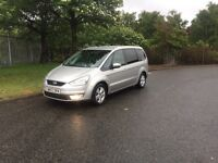 2007 ford Galaxy Zetec 2.0 TDCI 7seater bargain PX welcome