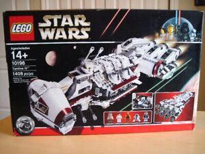 Lego 10198 Star Wars Tantive IV , Comme neuf avec la boite