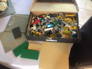 Huge Lot of Free Play Lego