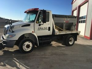 "2008 International 4400 Low Pro ""G"" license"