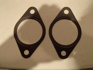 NEW Metal Exhaust Manifold Metal Gaskets 1967 - 75 MOPAR Chrysl