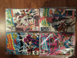 Comics bd West coast Avengers