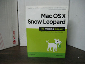 MAC OSX SNOW LEOPARD MANUAL