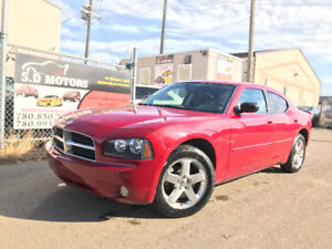 2008 DODGE CHARGER SXT ALL WHEEL DRIVE HAS JUST 78147 KMS !