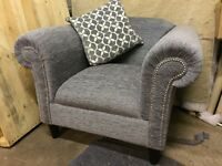 Twin seat sofas: upholstery services