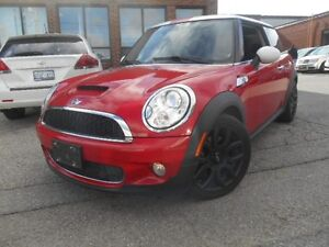 2010 MINI Cooper Hardtop S,No Accident,5 Speed Manual,Alloys,Cou