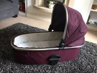 Mamas & Papas pram carrycot for urbo2