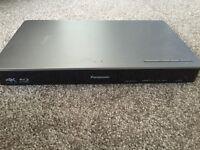 Panasonic Smart Blueray 3D DVD player