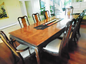 Household items, furniture, dinning table, glass table