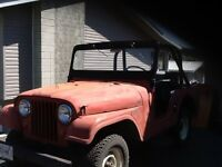 1968 Jeep CJ Other