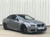BMW M3 4.0 ( 420bhp ) DCT 2012 M3 GUNMETAL GREY LCI PX SWAP