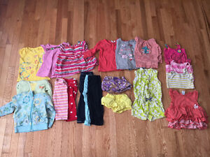 3T Girls Spring and Summer lot