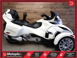 2015 Can-Am SPYDER RTS SE6 86,85$/SEMAINE