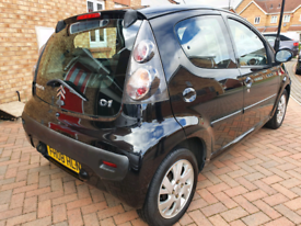 image for ☆•Citroen C1. 5-DOOR £20 TAX. Like Toyota aygo Peugeot 107 first car