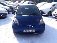 Toyota Aygo 1.0 VVT-i Blue 5dr ?20 Tax/12 Mnth MOT