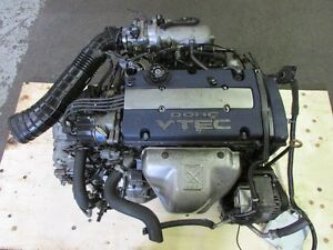 JDM Honda Accord Euro R F20B VTEC Engine