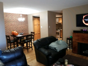 Spacious 2 bedroom condo for rent