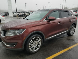 2016 Lincoln MKX!