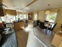pre used static caravan for sale at thorness bay / isle of wight
