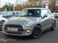 2017 MINI HATCHBACK 1.2 One 3dr Hatchback Petrol Manual